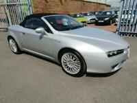 2008 Alfa Romeo Spider 2.2 JTS Limited Edition 2dr Convertible Petrol Manual
