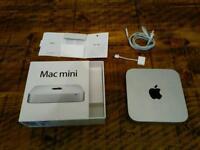 APPLE MAC MINI Imac Desktop computer i5 Turbo Boost 2.7GHz 500GB gig Hard drive 4gb ram. Warranty