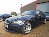 2008 58 BMW 3 SERIES 2.0 318D EDITION M SPORT 4D 141 BHP DIESEL