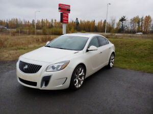 2012 buick regal gs manuel