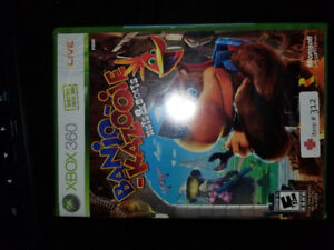 Banjo - Kazooie Nuts and Bolts Brand New.  Sealed. $25