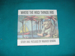 Where the Wild Things Are Primary Reading-