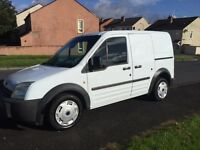 FORD TRANSIT CONNECT 1.8 TDDI 2006 FULL YEARS PSV