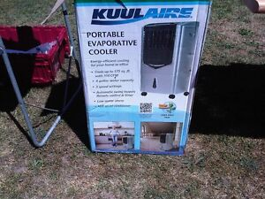 evaporative cooling fan with remote Peterborough Peterborough Area image 2