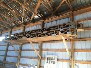 ENGINEERED TRUSSES! $1200.00 for ALL! READY TO GO!