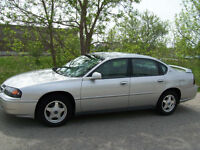 2005 Chevrolet Impala CLOTH Sedan LOW KS