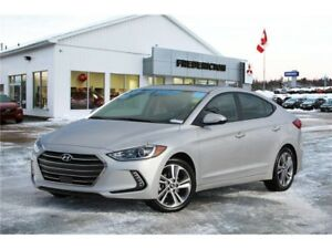 2018 Hyundai Elantra GLS REDUCED | LEATHER | SUNROOF | SAVE $...