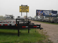 Canadian Made Rainbow Trailers Trailers That Mean Business Red Deer Alberta Preview