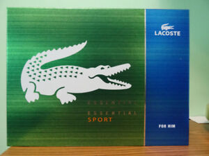 Lacoste Essential Sets for Men Cologne / Perfume