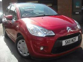 Citroen C3 HDi Airdream Plus 5dr DIESEL MANUAL 2011/11