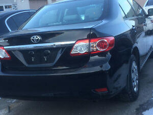 COROLLA 2011  NO ACCIDENT  ONE OWNER  POWER WINDOW POWER TRUNKK