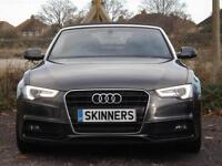 Audi A5 Tfsi S Line Ss Convertible PETROL AUTOMATIC 2012/12