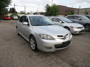 2007 Mazda3 GS Sport - Accident Free, One Owner - A1