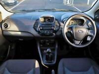 2018 Ford KA 1.2 Zetec 5dr Hatchback Petrol Manual
