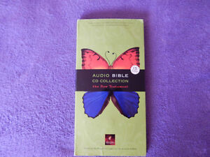 Complete Audio Bible CD Collection in Perfect Condition