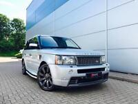 2006 56 Land Rover Range Rover Sport HST 4.2 V8 Supercharged + TVs + HUGE SPEC