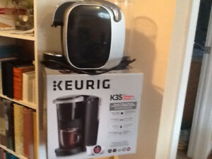 New Keurig Coffee Maker made by Caffitaly