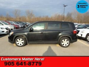 2012 Chevrolet Orlando 1LT  7-PASS BT PWR-GRP REMOTE START