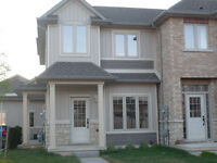 3 Bedroom Townhouse-1 Year Old- Double Car Garage- Grimsby