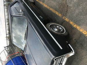 1968 Dodge Fury Reduced to sell need the space.