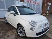 2010 Fiat 500 1.3 Multijet Sport 3dr (start/stop)