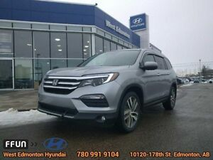 2016 Honda Pilot Touring AWD leather navigation adaptive cruise