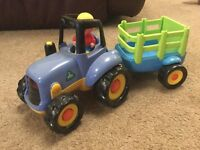 ELC Tractor and Trailer