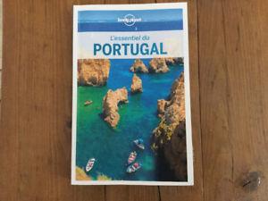 Livre, Guide du Portugal Lonely Planet flambant neuf
