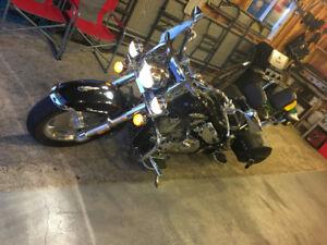 VTX 1300 Motorcycle