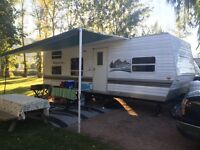 2003 26' wildwood LE travel trailer