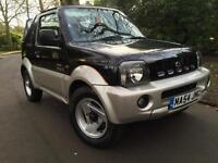 2005 Suzuki Jimny 1.3 4X4 Price to include warranty CONVERTIBLE SOFT TOP