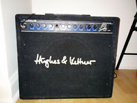 Hughes and Kettner 60 watt amp