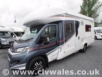 Auto-Trail Dakota Lo-Line Fiat Motorhome MANUAL 2015