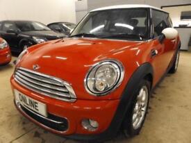 MINI HATCH COOPER D Red Manual Diesel, 2010