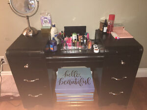 Antique vanity/ desk for sale