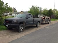 2001 GMC SIERRA SLE 5.3! Try your trades!