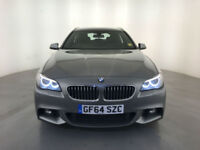 2014 BMW 520D M SPORT AUTOMATIC DIESEL ESTATE 1 OWNER SERVICE HISTORY