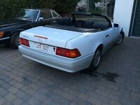 Mercedes Benz 300 SL convertible 130000 KM