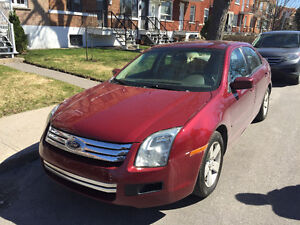 Ford Fusion excellent condition