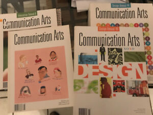 Assorted Design Annuals and Monthly Magazines (1999-2005) for Sa