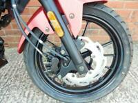 SYM NHX 125cc Trail Adventure Motorcycle Learner Legal motorbike 5 year Warra...