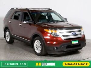 2015 Ford Explorer XLT AWD CUIR MAGS 7 PASSAGERS BLUETOOTH
