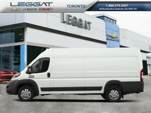 "2018 Ram ProMaster 3500 High Roof Ext 159"" WB"