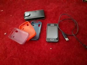 Samsung Galaxy Ace and Accessories