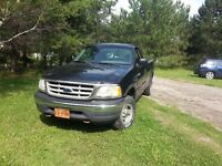 2001 Ford F-150 4x4 xl Camionnette