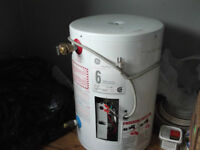 ge on demand water heater 37 letres 110v with plug