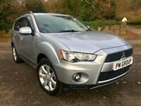 2012 Mitsubishi Outlander 2.2DI-D GX3 7 Seater **Only 40,000 Miles - Leather**