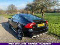 2016 Volvo S60 2.4 D4 CROSS COUNTRY LUX NAV AWD 187 BHP Saloon Diesel Automatic