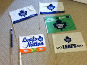 Toronto Maple Leafs Flags