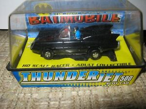 batmobile thunder jet 500